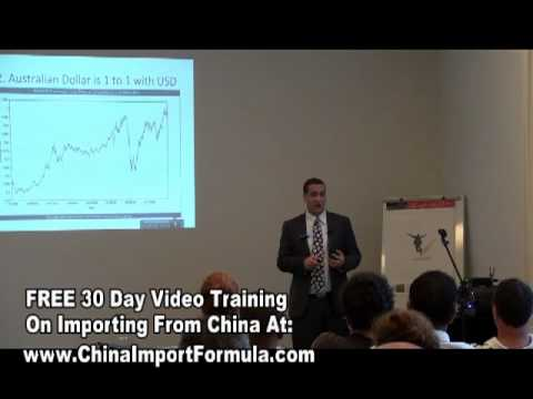 Buying Wholesale From China - Seminar With Brendan Elias ( 6 of 13)