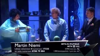 Putous 2014 - Patahahmonen Jäbä Leisson ja Martin Niemi 1.2.2014 HD