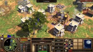 Age of Empires 3 Aztec Gameplay 6