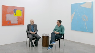 Walter Swennen in conversation with Damien De Lepeleire