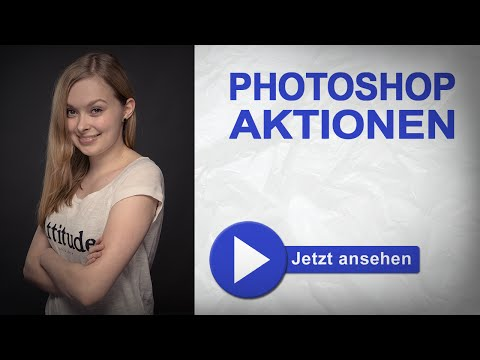 Aktionen für Photoshop erstellen I marcusfotos.de