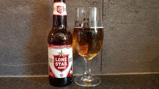 Lone Star Beer By Pabst Brewing Company   American Beer Review