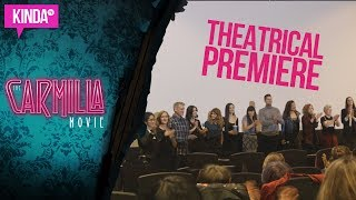 THE CARMILLA MOVIE Q&A - THEATRICAL PREMIERE! | KindaTV