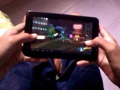 Asphalt 6 hd no tablet cce motion t735