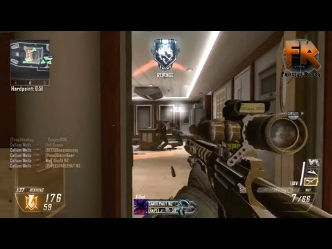 Black ops 2 killfeed | Triple no scope and Headshot feed | Call of duty