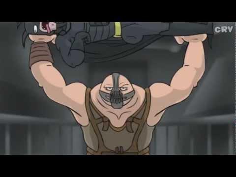 Тёмный Рыцарь: Возрождение Легенды - Полный Пиз***
