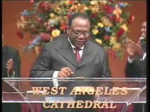 STENNETH POWELL @WEST ANGELES COGIC