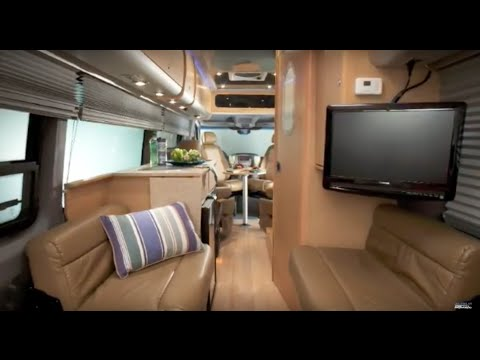 Airstream Interstate Mercedes Benz Sprinter Luxury Motorhome RV - Crash Course