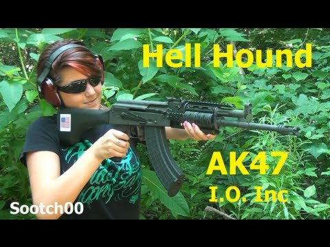 Hellhound AK47 Rifle Range Day