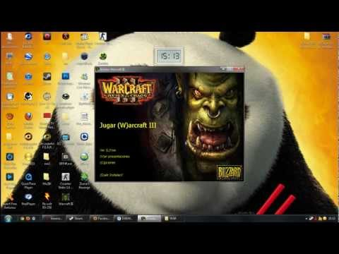 Como instalar warcraft 3 Frozen throne+PARCHE 1.26 castellano