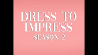 Dress to Impress is back?!