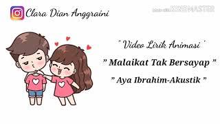 Download lagu Malaikat Tak Bersayap-Aya Ibrahim Versi Akustik