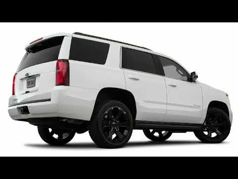 2018 Chevrolet Tahoe Video