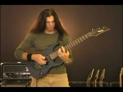 Chris Broderick - String Skipping