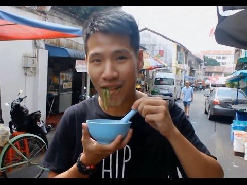 BRING KL FRIEND WALKWALK PENANG 槟城吃吃