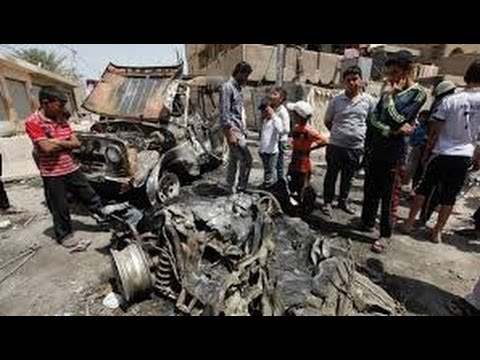ISIS Suicide Attack On Marketplace Kills 115 In Iraq | 170 Wounded !!!
