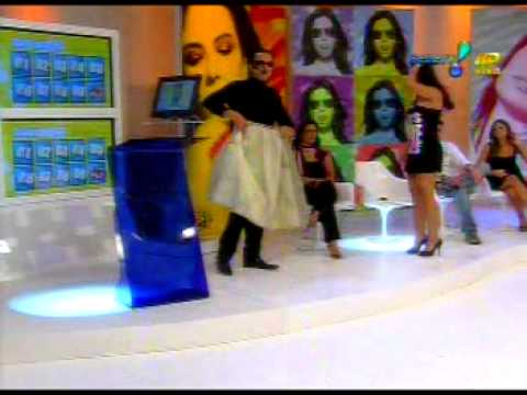 Sobrinha Da Gretchen Superpop Redetv video