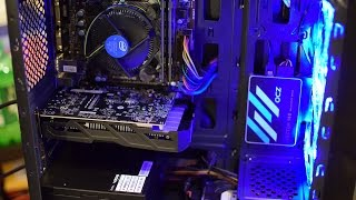 2017 Budget $350 Gaming PC!