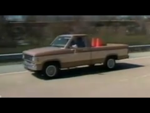 MotorWeek   Retro Review: '83 Ford Ranger