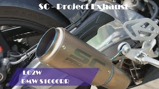 BMW S1000RR Stock vs Akrapovic, Austin Racing, SC-Project, Arrow, Yoshimura