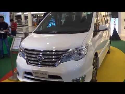 Nissan Serena S-Hybrid Facelift 2015 Short Take