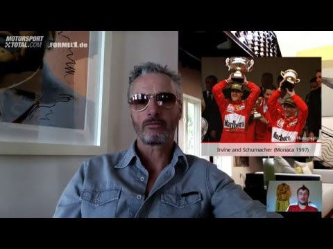 A Drink With Eddie Irvine, Episode #4 (How he ripped off the Jaguar F1 team)