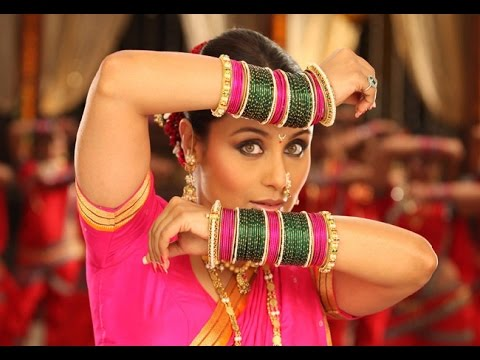 Rani Mukherjee And Shaggy  On Marathi Dj Song video
