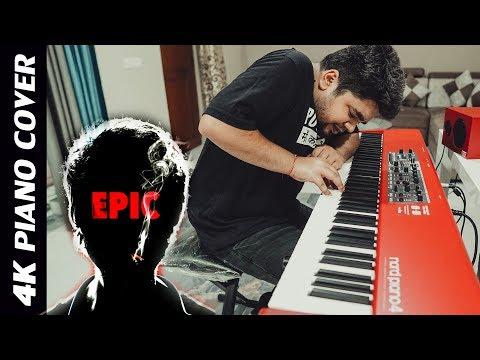 Download Lagu  BEKHAYALI - KABIR SINGH EPIC PIANO COVER Mp3 Free