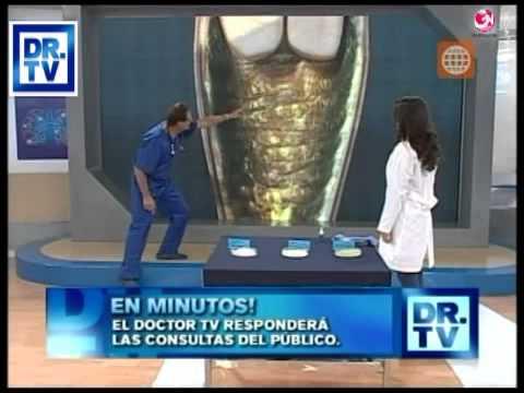 DR TV PERU 03-09-2012 - 3 Asistente del Día -- Vaginitis thumbnail
