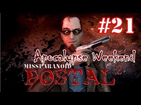 Ep. 21 - FINAL: La Vaca demoniaca! - POSTAL 2 | Gameplay | Let's Play |