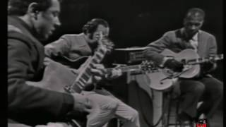 France (LIVE VIDEO -1969): Grant Green; Kenny Burrell;  and Barney Kessell