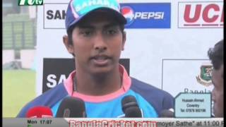 Bangladesh added Soumya Sarkar to T-20 squad (ATN&NTV)