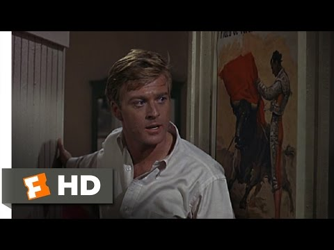Barefoot In The Park (6/9) Movie CLIP - Proper And Dignified (1967) HD