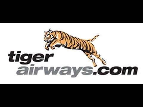 Tutorial Tiger Airways