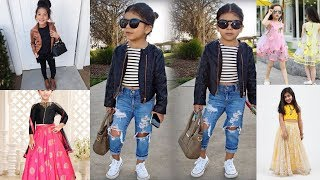 Latest Small Children's Modern Clothing Kids Dresses Collection Pictures||Fashion Tips||
