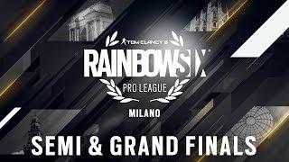 Rainbow Six Pro League Season 9 Finals - Milan | Day 2