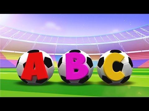 Abc Football Song video