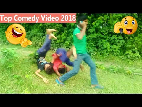 WhatsApp Funny Video 2018 | Top Comedy Funny Videos| Hdfun India