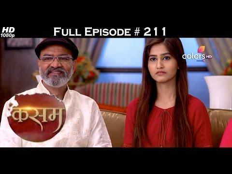 Kasam - 26th December 2016 - कसम - Full Episode (HD) thumbnail