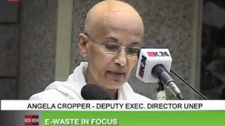 E-waste in focus