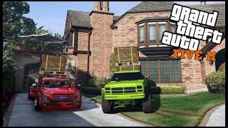 GTA 5 ROLEPLAY - MOVING INTO MY MINI MANSION!  - EP. 438 - CIV