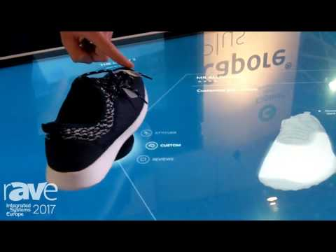 ISE 2017: interactive scape Explains Tangible Object Recognition with Capore Plus