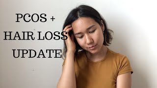 My PCOS, Amenorrhea & Female Pattern Hair Loss (Androgenetic Alopecia) Treatment Update