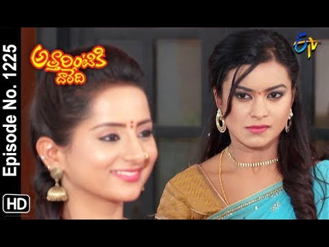 Attarintiki Daredi | 8th October 2018 | Full Episode No 1225 | ETV Telugu