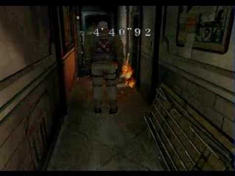 Bio Hazard / Resident Evil 3 The Mercenaries Nicholai all clear part 1