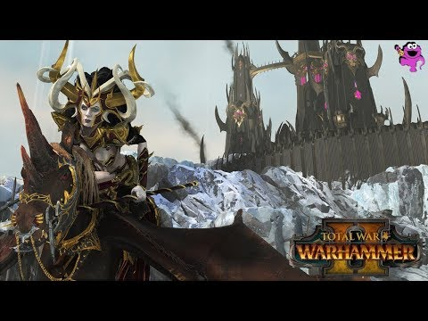 Empire Siege Of The Impenetrable Eagle Gate - Total War: Warhammer 2 Battle Gameplay
