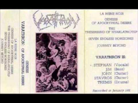 "Varathron ""Genesis of apocryphal Desire"" (full demo)"