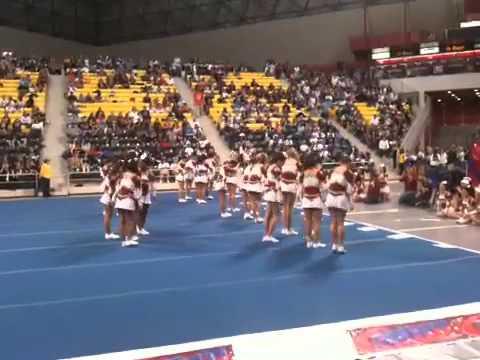 Long Beach Pyramid Cheer Competition
