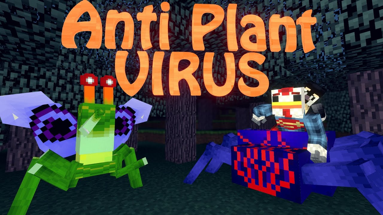 Mutant Insects Mod Minecraft