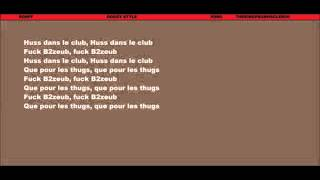 Rohff  Doggy Style paroles